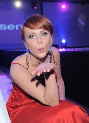 Katarzyna Zielińska wyrabia się (FOTO)