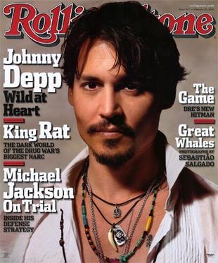 Johnny Depp brzydko pachnie