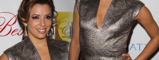 Eva Longoria bez talii i bez biustu (FOTO)