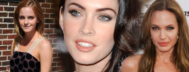 Megan Fox jest bardziej seksowna niż Angelina Jolie (FOTO)