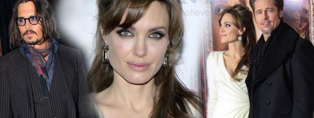 Jolie i Depp na premierze The Tourist (FOTO)