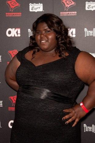 Gabourey Sidibe jest podekscytowana ciążą Mariah Carey