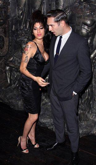 Były chłopak Amy Winehouse, Reg Traviss, o tragedii