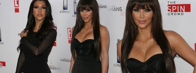 Wielki lans Kardashianek (FOTO)