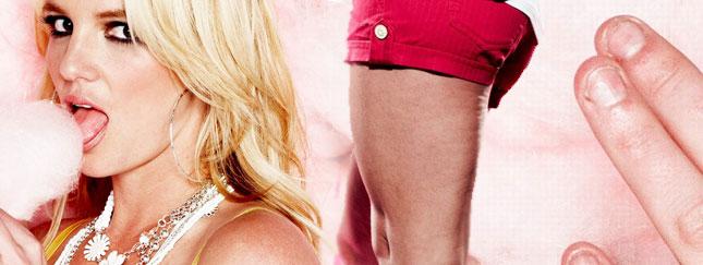 Britney Spears dla Candies bez retuszu! (FOTO)