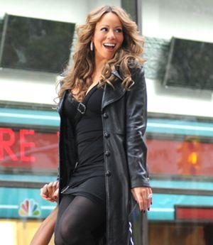 Mariah Carey nie ma litości dla tancerzy (FOTO)