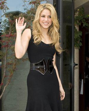 Shakira na planie najnowszej sesji zdjęciowej (FOTO)