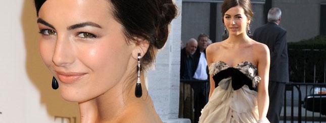 Camilla Belle uwielbia błyszczeć! (FOTO)