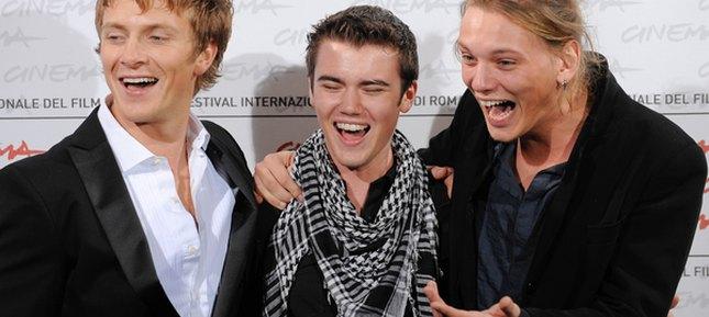 Bright, Bewley i Bower, czyli Alec, Demetri i Kajusz (FOTO)