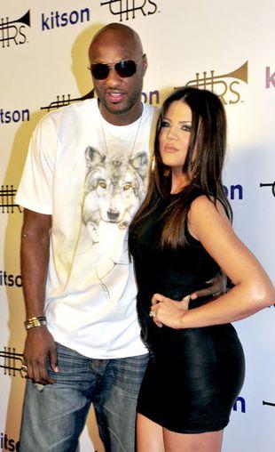 Lamar Odom i Khloe Kardashian zaliczyli pierwszą awanturę