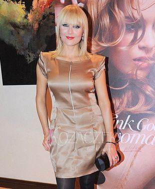 Anna Samusionek na salonach (FOTO)