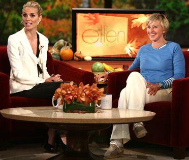 Heidi Klum uczy się od Britney