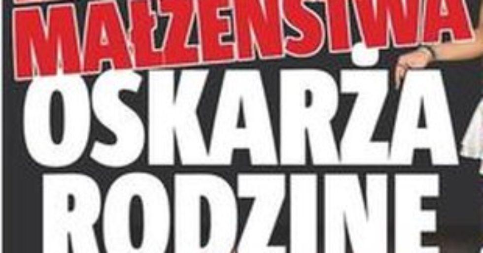 Isabel Marcinkiewicza Nie Jestem Głupią Idiotką Kozaczek