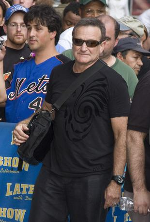 Robin Williams w szpitalu