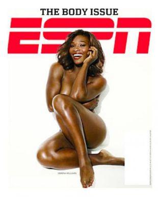 Serena Williams bez zbędnego odzienia (FOTO)
