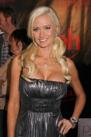 Holly Madison w Tańcu z gwiazdami