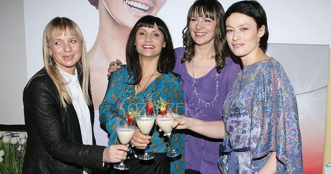 Różczka, Rogalska i inne panie promują markę (FOTO)