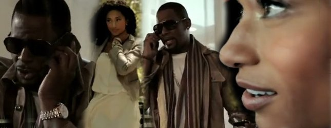 klip R.Kelly – Radio Message (VIDEO)