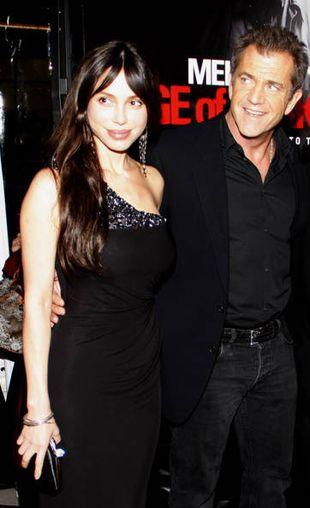 Mel Gibson i Oksana Grigorieva - to koniec