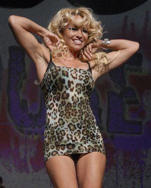 Pamela Anderson i jej ekologiczne ciuszki (FOTO)