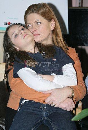 Katarzyna Dowbor z córką (FOTO)
