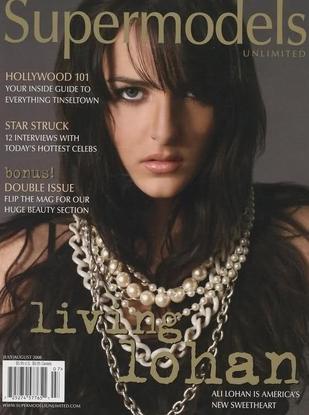 Ali Lohan zaczyna karierę w modelingu