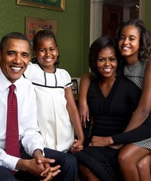 Annie Leibovitz zrobiła kolejne zdjęcie Obamom (FOTO)