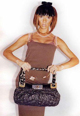 Victoria Beckham nie rezygnuje z wysokich kozaków