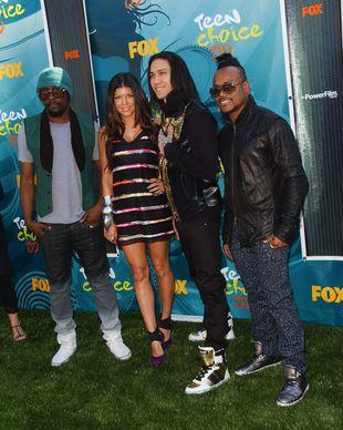 Black Eyed Peas zawiesza działalność