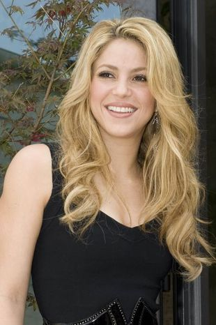 Shakira w Dancing with the stars (VIDEO)