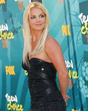 Britney Spears kręci nowy teledysk