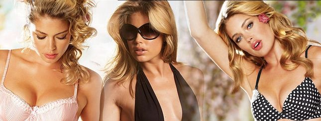 Doutzen Kroes dla Victoria's Secret (FOTO)
