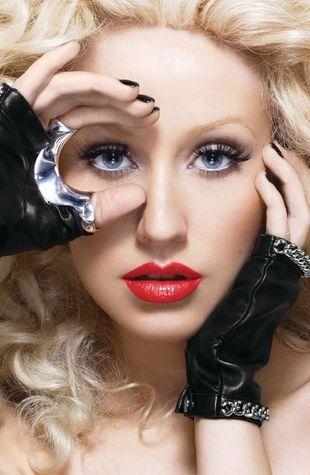 Christina Aguilera - sesja Bionic (FOTO)