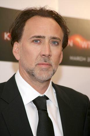 Nicolas Cage siwieje (FOTO)