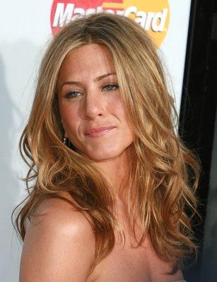 Jennifer Aniston ma tajemniczego wielbiciela