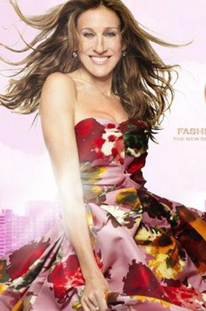 Sarah Jessica Parker lansuje nowe perfumy (FOTO)