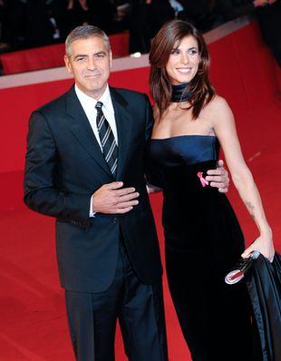 Pan Clooney i Pani Canalis - para idealna (FOTO)