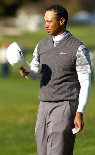 Jest już piąta kochanka Tigera Woodsa!