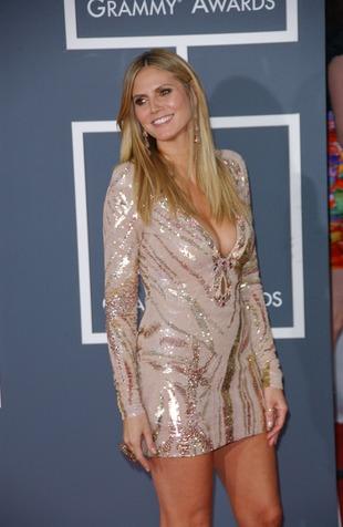 Heidi Klum: Moje piersi nie są już tak sterczące