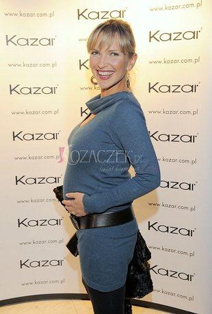 Katarzyna Laskowska z dumą prezentuje ciążowy brzuszek (FOTO