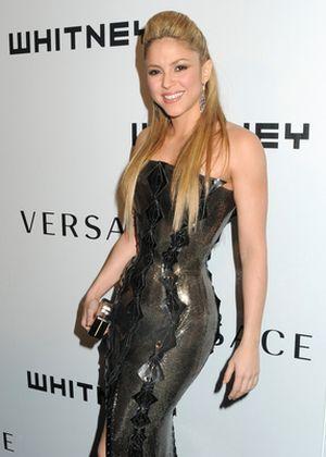 Shakira z talią osy i krągłymi biodrami (FOTO)