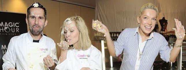 Gwiazdy walczą na ciasto czyli (FOTO)