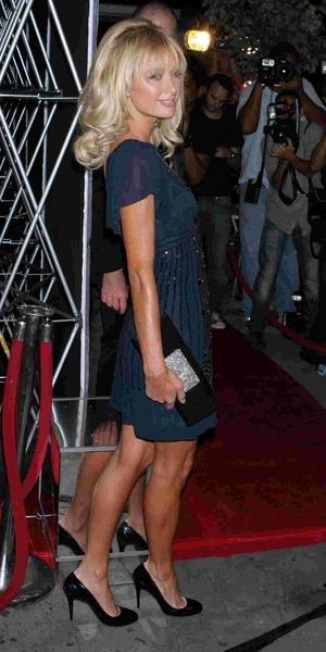 Paris Hilton na prezydenta