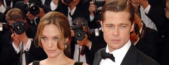 Brad Pitt i Angelina Jolie najbardziej wpływową parą