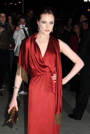 Evan Rachel Wood zna się na modzie (FOTO)