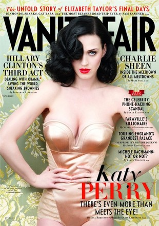 Czy Katy Perry kopiuje Ditę Von Teese? (FOTO)
