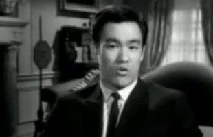 Bruce Lee na jednym z pierwszych castingów [VIDEO]