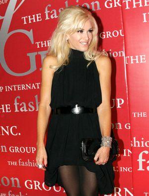 Plażowe zabawy Gwen Stefani (FOTO)