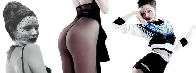 Miranda Kerr pokazała pupę na okładce magazynu V (FOTO)