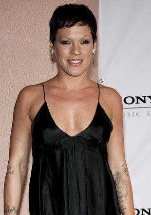 Gwałt sprawił, że Pink nie przerwała kariery